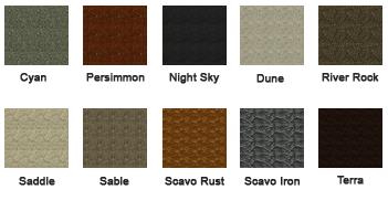 Motorized Screen Custom Colours