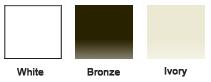 Motorized Screen Standard Colours